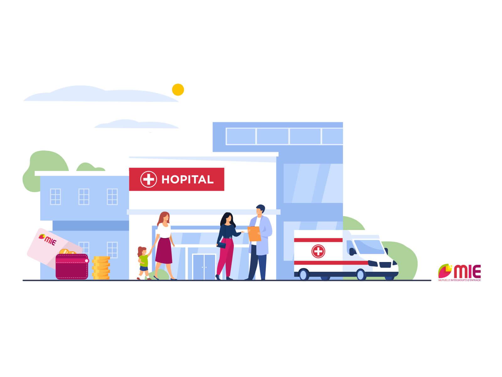 Forfait Patient Urgences - Mie Mutuelle